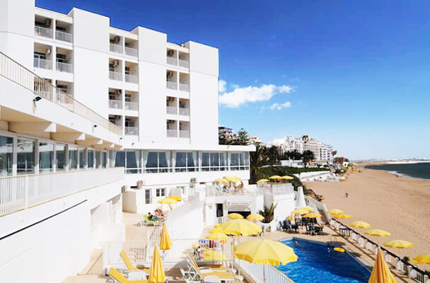 Transfers from Faro Airport to Holiday Inn Algarve