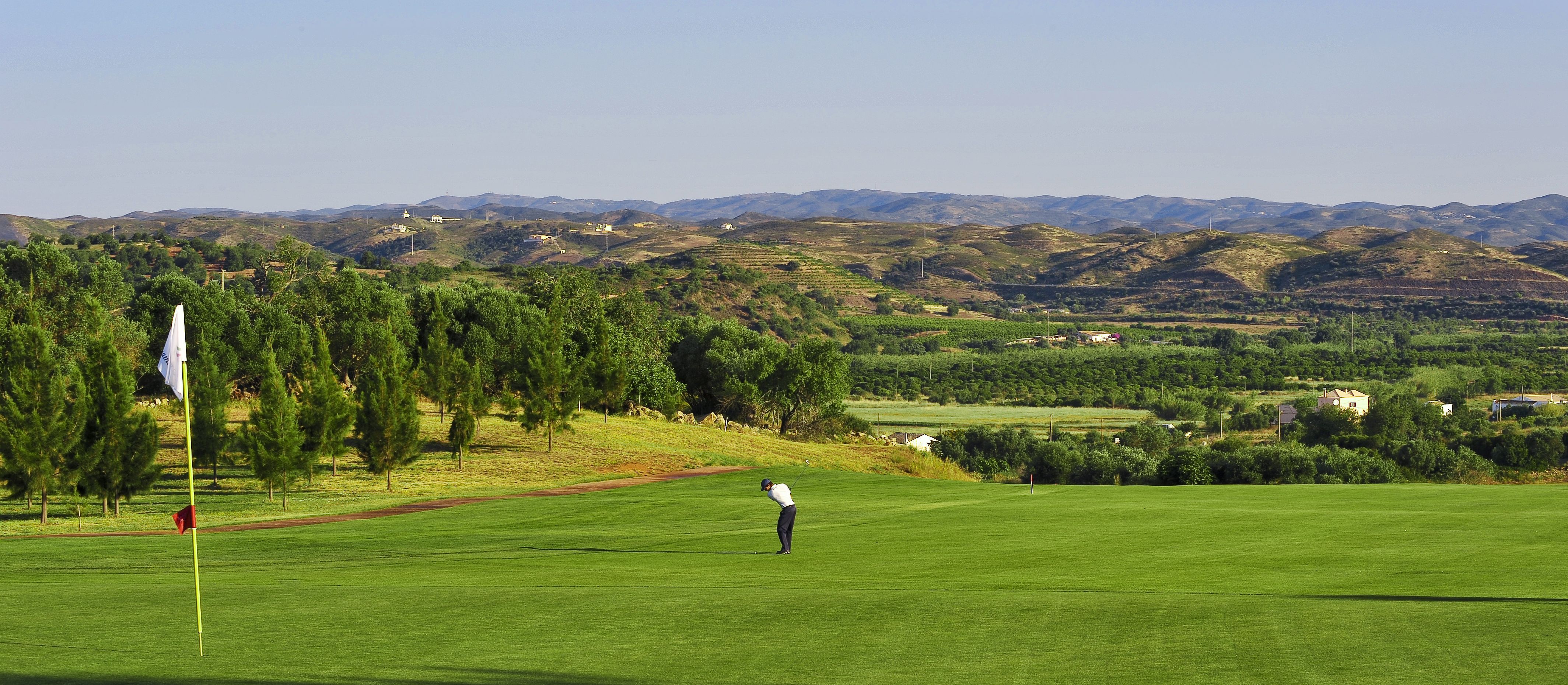 Transfers from Faro Airport to Benamor Golf Course