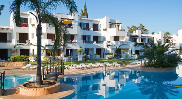 Transfers from Faro Airport to Balaia Golf Village