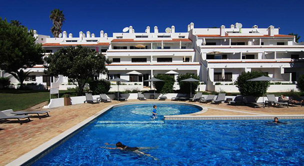 Transfers from Faro Airport to Apartamentos Valverde, Quinta do Lago