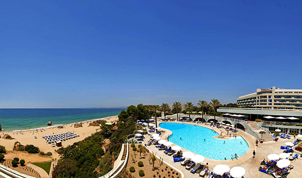 Transfers from Faro Airport to Pestana Alvor Beach Club