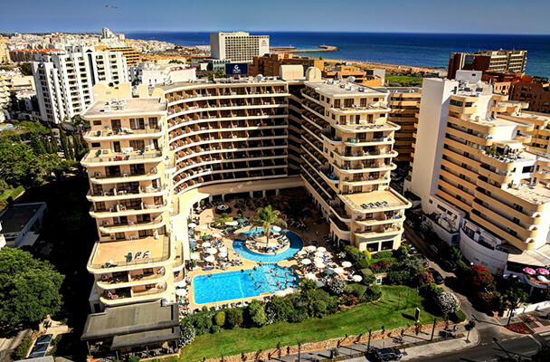 Transfers from Faro Airport to Vila Gale Marina Hotel