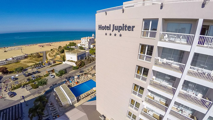 Transfers from Faro Airport to Jupiter Hotel Algarve