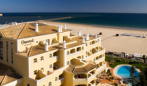 Transfers from Faro Airport to Hotel Oriental