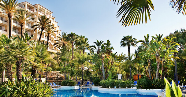 Transfers from Faro Airport to Ria Park Hotel & Spa