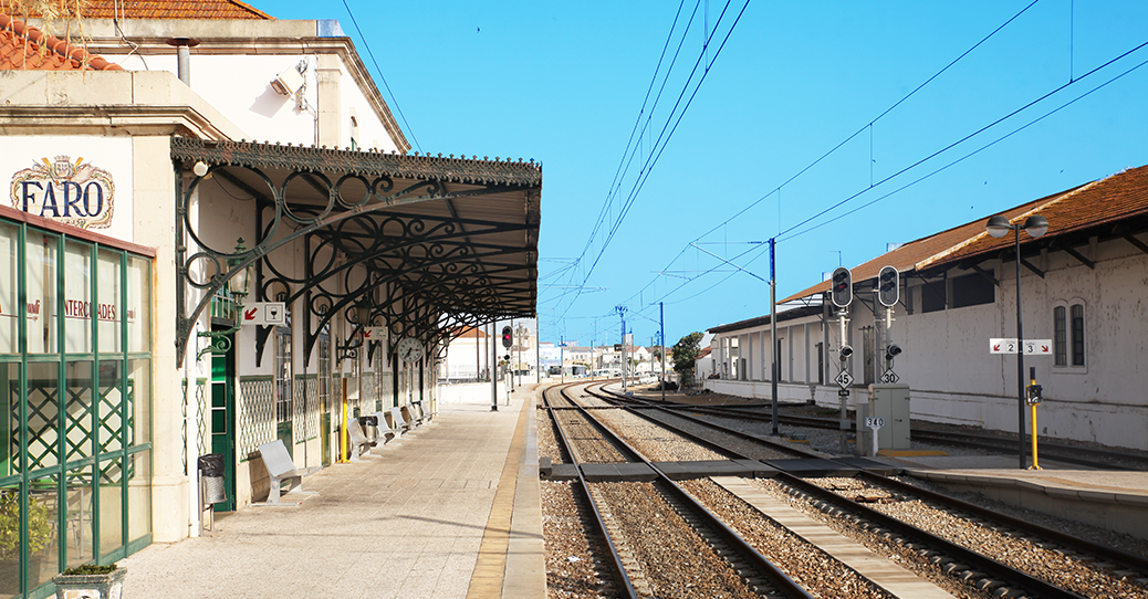 Transfers from Faro Airport to Faro Train Station