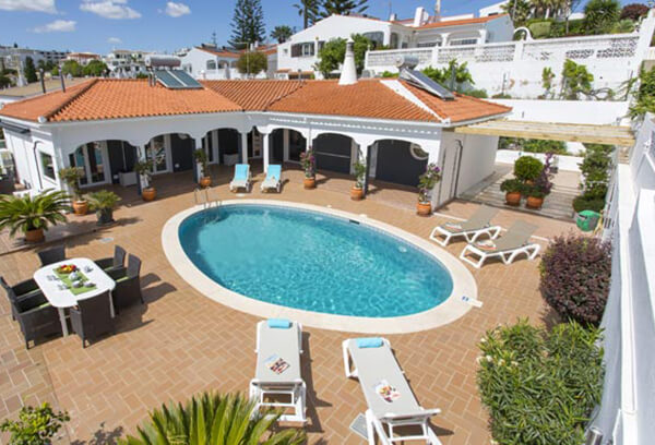 Transfers from Faro Airport to Casa Branca Cerro Grande