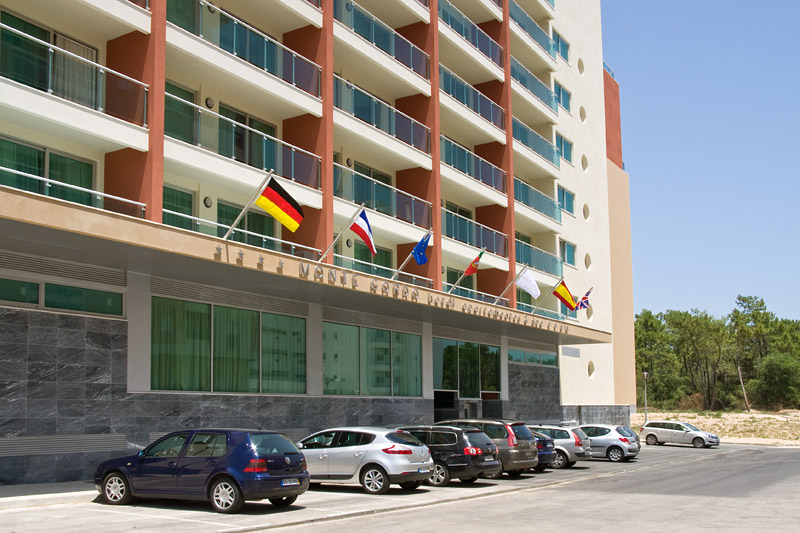 Transfers from Faro Airport to Monte Gordo Hotel