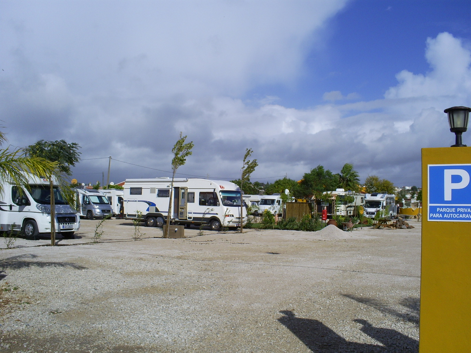 Transfers from Faro Airport to Area Camper Parque da Galé