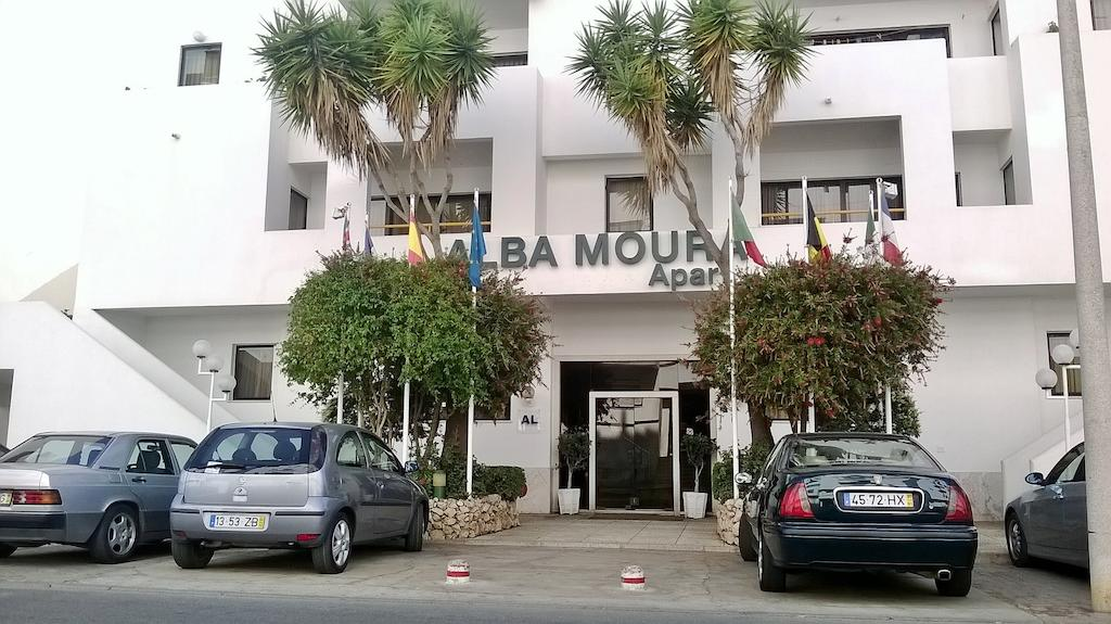 Transfers from Faro Airport to Alba Moura Apartamentos