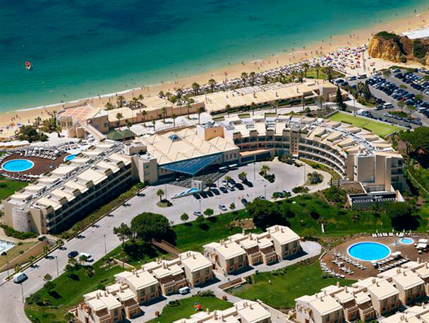 Transfers from Faro Airport to Grande Real Santa Eulalia Hotel & Spa