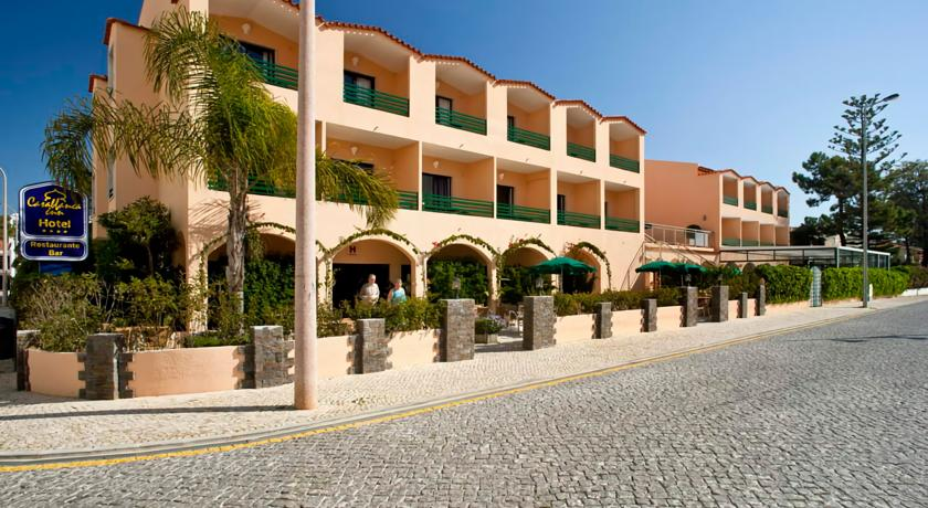 Transfers from Faro Airport to Casablanca Inn