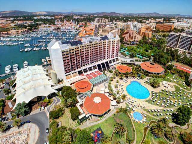 Transfers from Faro Airport to Tivoli Marina Vilamoura