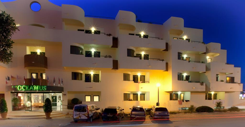 Transfers from Faro Airport to Oceanus Aparthotel