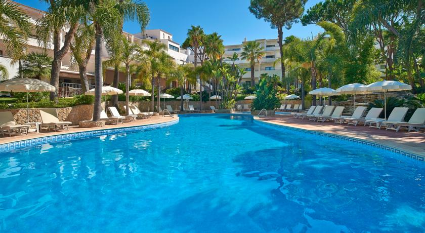 Transfers from Faro Airport to Ria Park Garden Hotel
