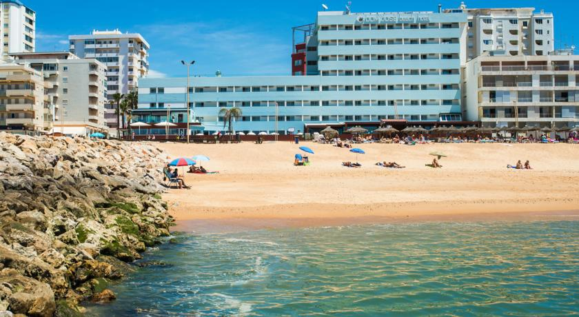 Transfers from Faro Airport to Dom Jose Beach Hotel